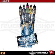 5er Raketen Set im Beutel von Nico Feuerwerk