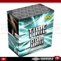 Batteriefeuerwerk *Time Rain* von Nico