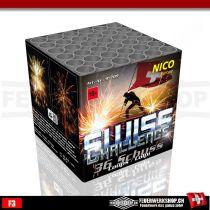 1 August Feuerwerk *Swiss Challenge* von Nico