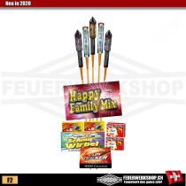 Happy Family Mix, Mix Feuerwerksortiment