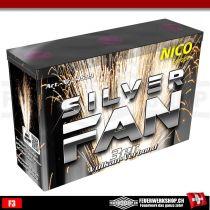 Silver Fan 3er-Vulkan-Verbund von Nico Feuerwerk