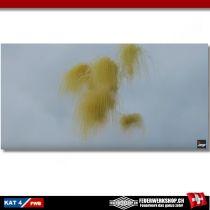 Rauch Kugelbombe 100mm Gelb