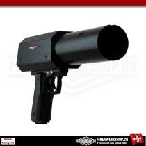 Elektrische Konfetti Pistole (Konfettikanone Abschusseinheit) zum mieten