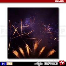 Silvester Feuerwerk Blackblock No 4