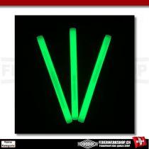 Knicklicht, Leuchtstab, grün
