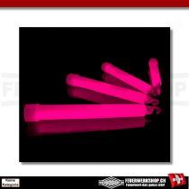Knicklicht, Leuchtstab, pink