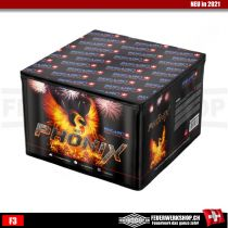 Bugano Feuerwerk Phönix