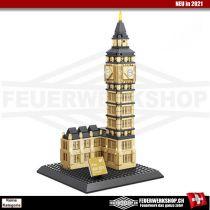 Klemmbausteine - Modellbau *Big Ben*