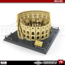 Klemmbausteine Kolosseum