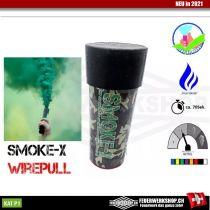 Rauchfackeln Schweiz SX-11 Grün