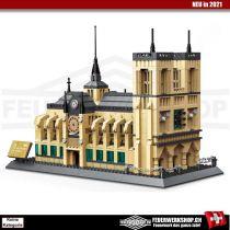Klemmbausteine Architektur Notre Dame