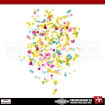 Saatgutkonfetti - Konfetti werfen absolut Bio
